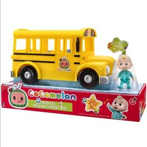 Cocomelon bus and JJ figure pack